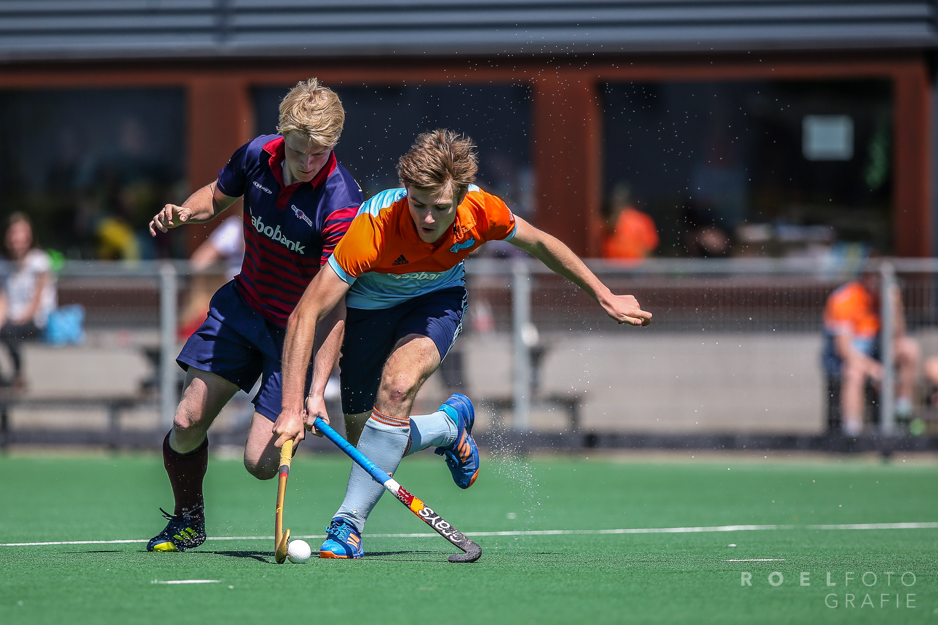 HC Scoop heren 1 – BHC Overbos